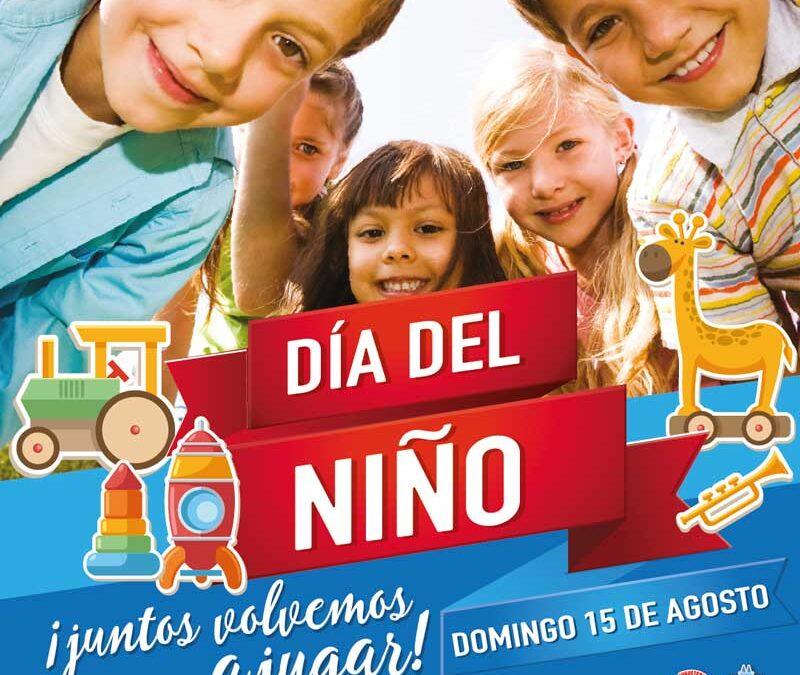 Promoción conjunta del Día del Niño con Uruguay